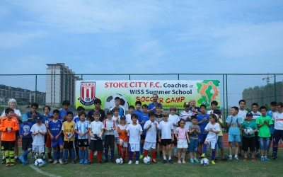 WISS Partners with Stoke City Football Club