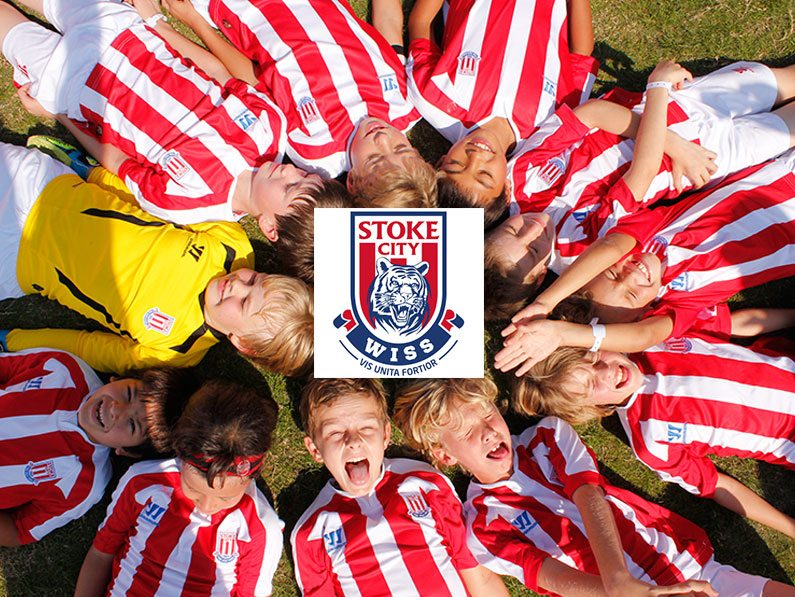 Stoke City FC Academy at WISS