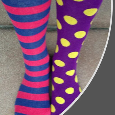 Silly Socks Day