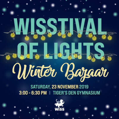 WISStival Of Lights @ Tiger's Den Gymnasium, WISS Campus
