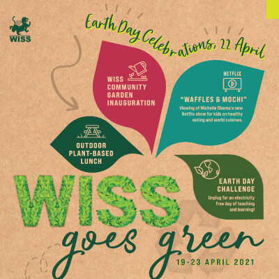 WISS Goes Green @ WISS Campus