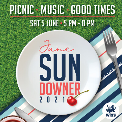 June Sundowner 2021 @ Back field and Tiger Hall, WISS Campus