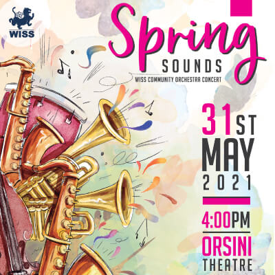 Spring Sounds - WISS Community Orchestra Concert @ Orsini Theatre