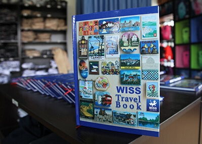 WISS Travel Book