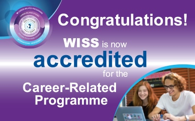 WISS is now accredited for the CP Programme