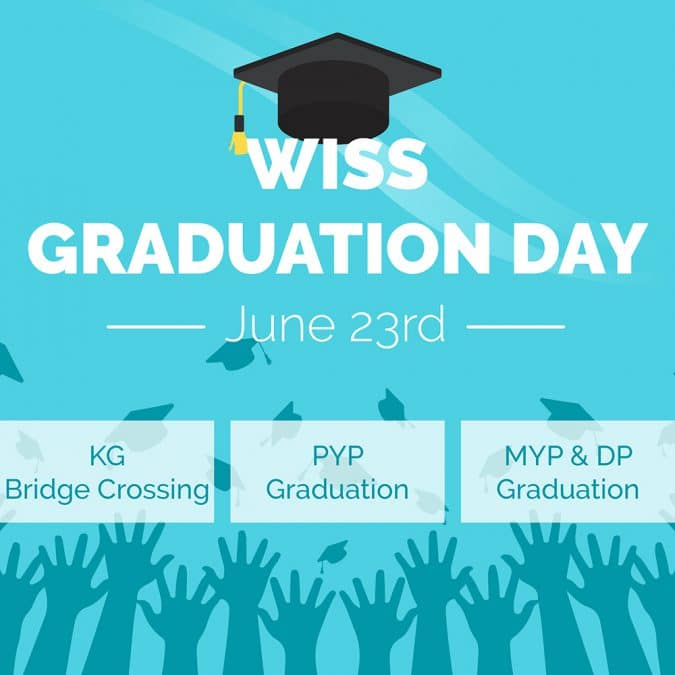 WISS Graduation Day @ Western International School of Shanghai  | Shanghai Shi | China