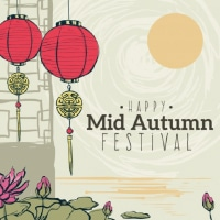 National Day Vacation and Mid Autumn Festival