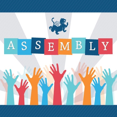 Primary Assembly @ Community Room, WISS Campus   Shanghai Shi   China