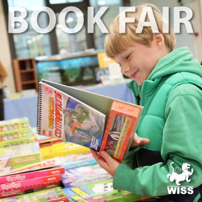 Spring Book Fair! @ Early Years Building and Primary Buidling