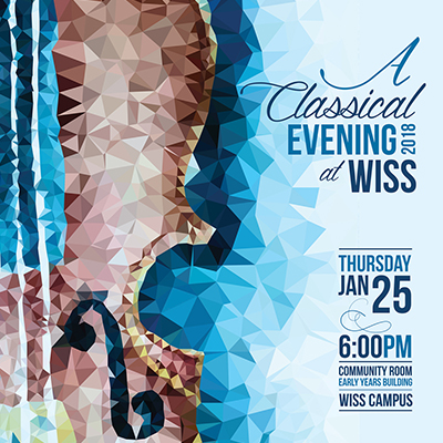A Classical Evening at WISS @ Community Room, Early Years Building, WISS Campus | Shanghai Shi | China