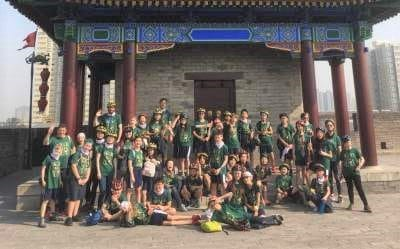 Grade 5 in Xi'an: Exploring a Place and Time of the Past