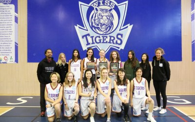 Tiger Pride Tuesday: WISS HS Girls Basketball Team
