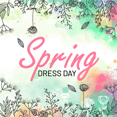 Spring Dress Day @ WISS Campus
