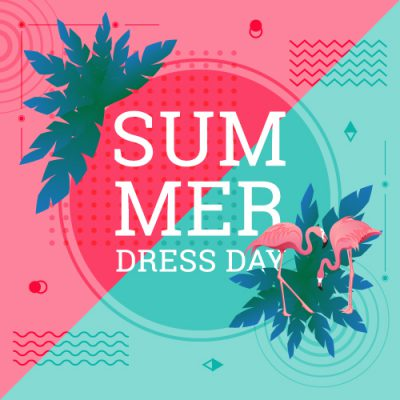 Summer Dress Day @ WISS Campus