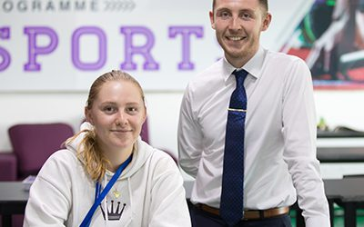 The University of Stirling Accepts Students with the IBCP Sport Qualification
